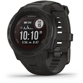 Garmin Instinct Solar GPS Smartwatch, grå